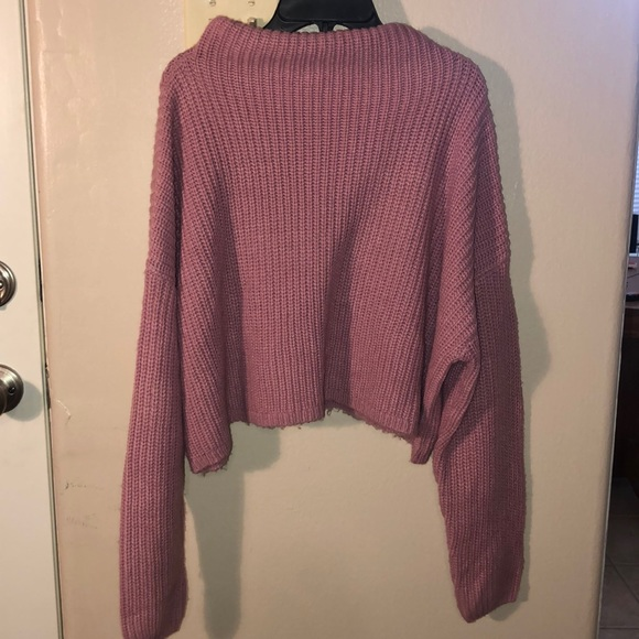 Cotton Candy LA Sweater